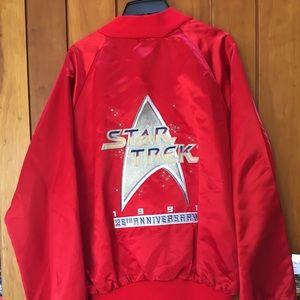 Star Trek Jacket 25th Anniv. 1991 Paramount **SALE